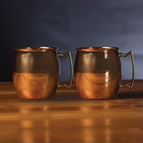 Moscow Mule Set of 2 (80-037-S2)